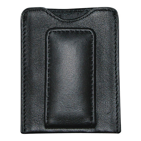 Buxton® Emblem Front-Pocket Wallet with Money Clip
