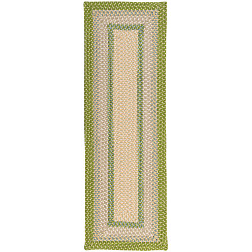 Montego Reversible Braided Indoor/Outdoor Runner Rug