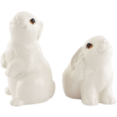 jcpenney.com | Fitz and Floyd® Flower Market Salt and Pepper Shakers