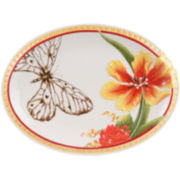 Fitz and Floyd® Flower Market Serving Platter