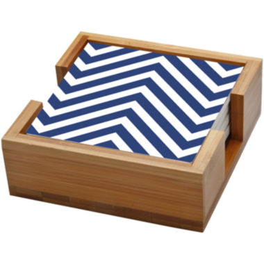 jcpenney.com | Thirstystone® Chevron Coasters Gift Set