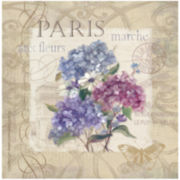Thirstystone® Paris Flower Market Set of 4 Coasters