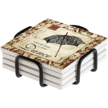 jcpenney.com | Thirstystone® Dance Coasters Gift Set