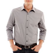 Claiborne Slim-Fit Button-Down Shirt