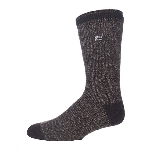 Heat Holders® Twist-Yarn Thermal Crew Socks