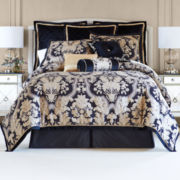 Royal Velvet® Vanessa 4-pc. Chenille Comforter Set