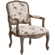 Sonia Camelback Chair