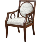 Sienna Round Medallion Chair