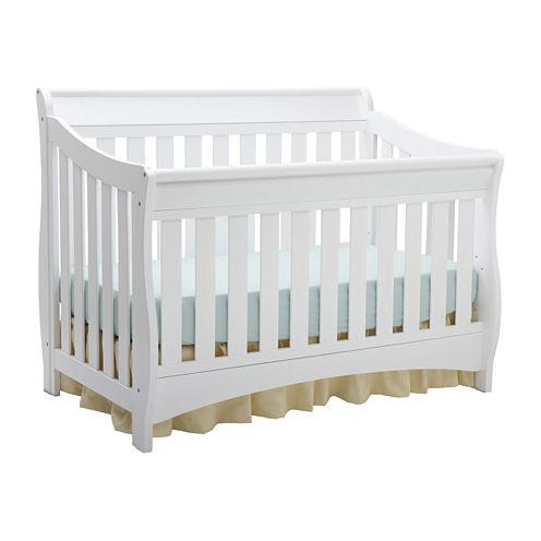 Delta Children's Products™ Bentley 'S' Series 4-in-1 Crib - White