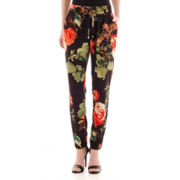 i jeans by Buffalo Floral Print Soft Pants