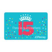 Quinceañera Gift Card