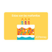 Hispanic Birthday Gift Card