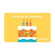$10 Hispanic Birthday Gift Card