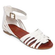 MIA girl Benita Ankle-Strap Sandals