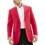 JF J. Ferrar® Slim-Fit Cotton Sport Coat