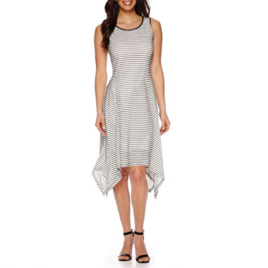 jcpenney.com | RN Studio by Ronni Nicole Sleeveless Jacquard Sharkbite Maxi Dress