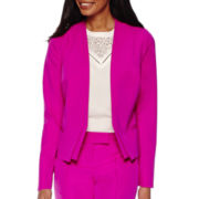 Worthington® Suiting Peplum Jacket - Tall