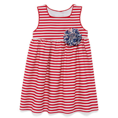 jcpenney.com | Marmellata Sleeveless Striped Sundress - Baby Girls 3m-24m