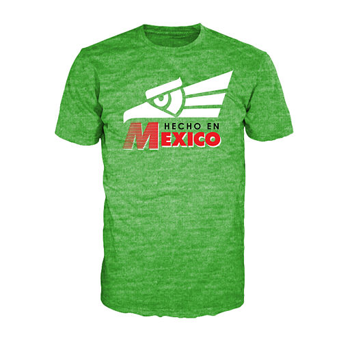 Hecho En Mexico Short-Sleeve Tee