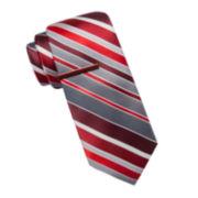 JF J. Ferrar® Spring Fling Stripe Tie