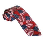 American Lifestyle Flag Tie