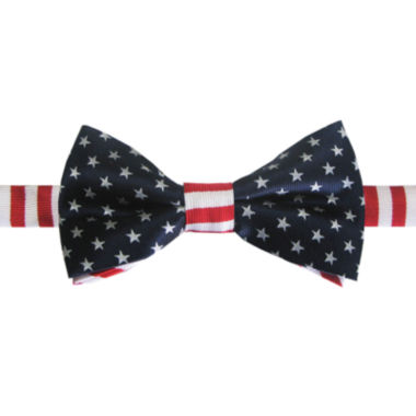 jcpenney.com | American Lifestyle Star Pre-Tied Bow Tie