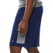 Xersion™ Reflective Print Basketball Shorts