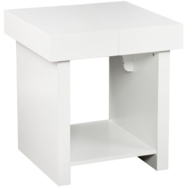 jcpenney.com | Holly & Martin Glidick Slide-Top End Table