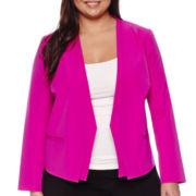 Worthington® Peplum Suit Jacket - Plus