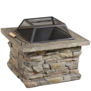 jcpenney.com | Corporal Square Fire Pit