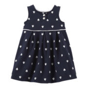 Carter's® Sailboats Dress - Girls newborn-24m