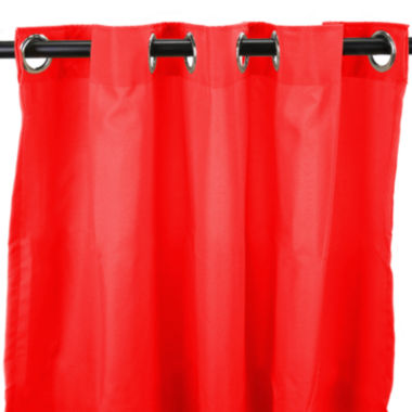 jcpenney.com | Grommet-Top Outdoor Curtain Panel