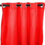 Grommet-Top Outdoor Curtain Panel