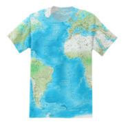 Map Sublimated Tee