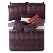 Home Expressions™ Adira 10-pc. Argyle Comforter Set