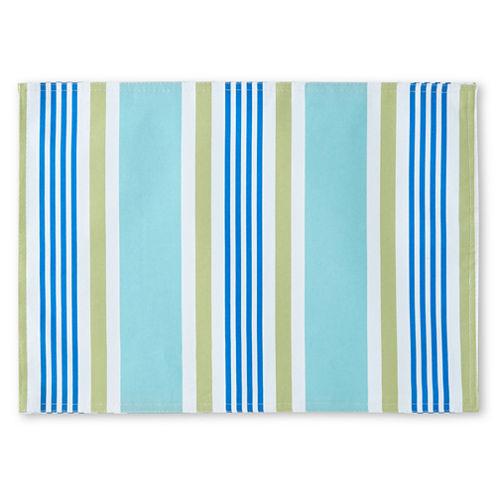 Sailor Stripe Outdoor Placemat