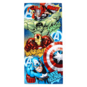 Marvel Beach Towel