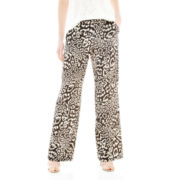 Joe Fresh™ Print Wide-Leg Pants