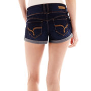 YMI® Wanna Betta Butt Jean Shorts