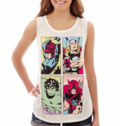 Marvel® Striped-Back Tank Top