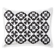 "Eva Longoria Home Marrakech 18"" Oblong Decorative Pillow"