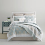 Home Expressions™ Caylee 4-pc. Comforter Set + BONUS Quilt Collection