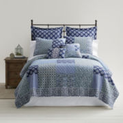 Home Expressions™ Monaco Quilt & Accessories