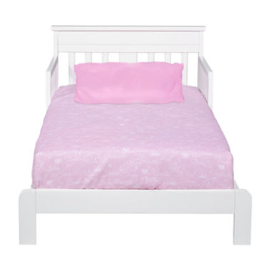 jcpenney.com | Delta Children's Products™ Scottsdale Toddler Bed - White