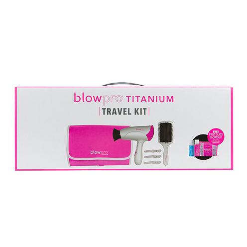 blowpro® Titanium Blowout Travel Kit