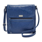 Relic® Evie Flap Crossbody Handbag