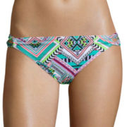 Arizona Cosmic Carnival Hipster Swim Bottoms - Juniors
