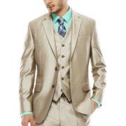 JF J. Ferrar® Slim Shimmer Jacket