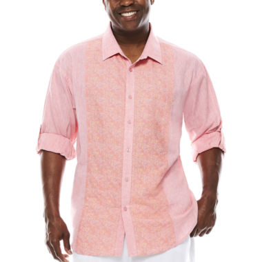 jcpenney.com | Steve Harvey® Long-Sleeve Shirt - Big & Tall