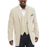 Steve Harvey® Linen Blend Sportcoat - Big & Tall